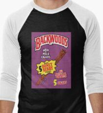 Backwoods - Cigar Men's Baseball ¾ T-Shirt