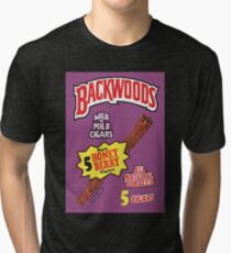 Backwoods - Cigar Tri-blend T-Shirt
