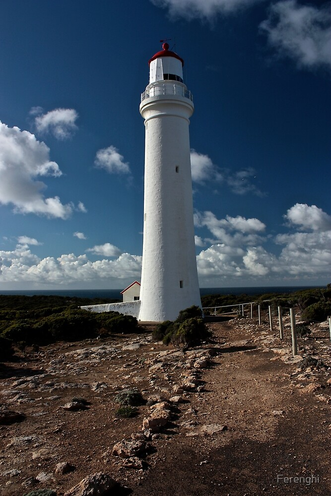 The Lighthouse, Portland Victoria by Ferenghi