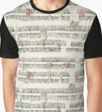 Amsterdam streetscape (late 1700s) Graphic T-Shirt