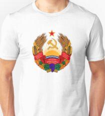 Coat of Arms Transnistria Unisex T-Shirt