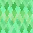 Green Tiles by moietymouse