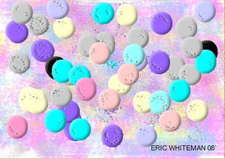 (SOFT SPAINISH GUITER) ERIC WHITEMAN  ART  by eric  whiteman