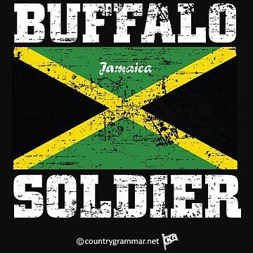 Buffalo Soldier by TMan74