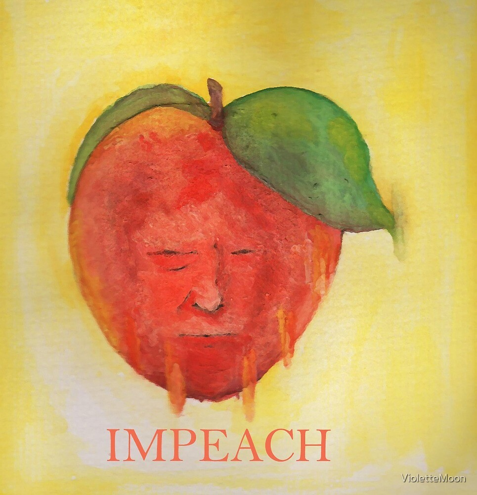 Impeach Trump by VioletteMoon