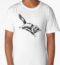 Flying Sugar Glider Long T-Shirt