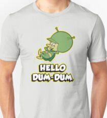 Camiseta unisex HOLA DUM DUM: GAZOO