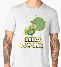 HELLO DUM DUM : GAZOO Men's Premium T-Shirt