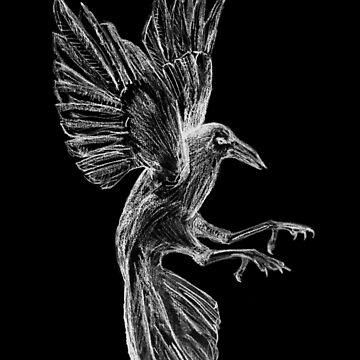Kilmallie Trails - Crow reverse  by fkmmck