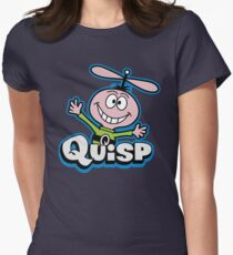 QUISP CRUNCHY Womens Fitted T-Shirt