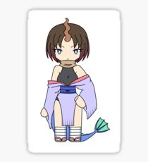 Miss Kobayashi's Dragon Maid - Elma Design 1 Sticker