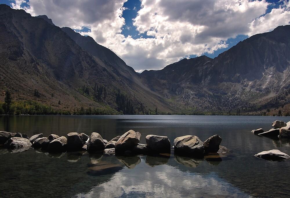 Convict Lake by Karina Kaiser