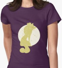 Royal Wolf Womens Fitted T-Shirt