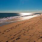 Walkaway Beach by David Lamb