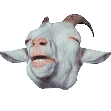 Happy Goat is Faded by TheShirtYurt