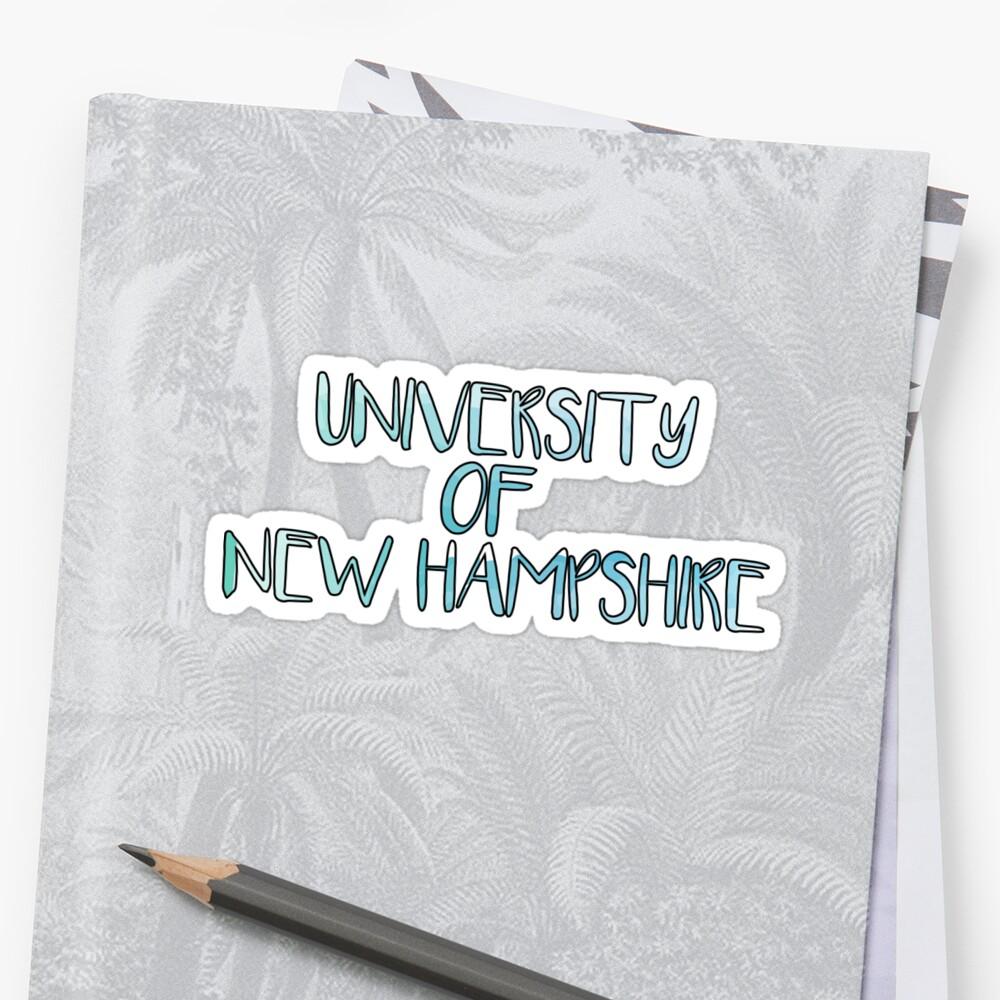 University of New Hampshire by caro111111