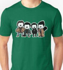 Supernatural Sam Dean Crowley Cas T-Shirt