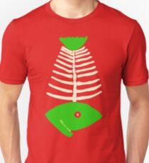 green fish Unisex T-Shirt