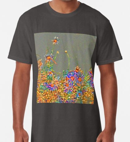 Wildflowers Long T-Shirt