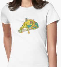 Chameleon, from the AlphaPod collection Womens Fitted T-Shirt