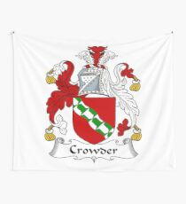 Crowder Wall Tapestry