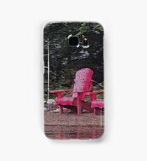 Algonquin Red Samsung Galaxy Case/Skin