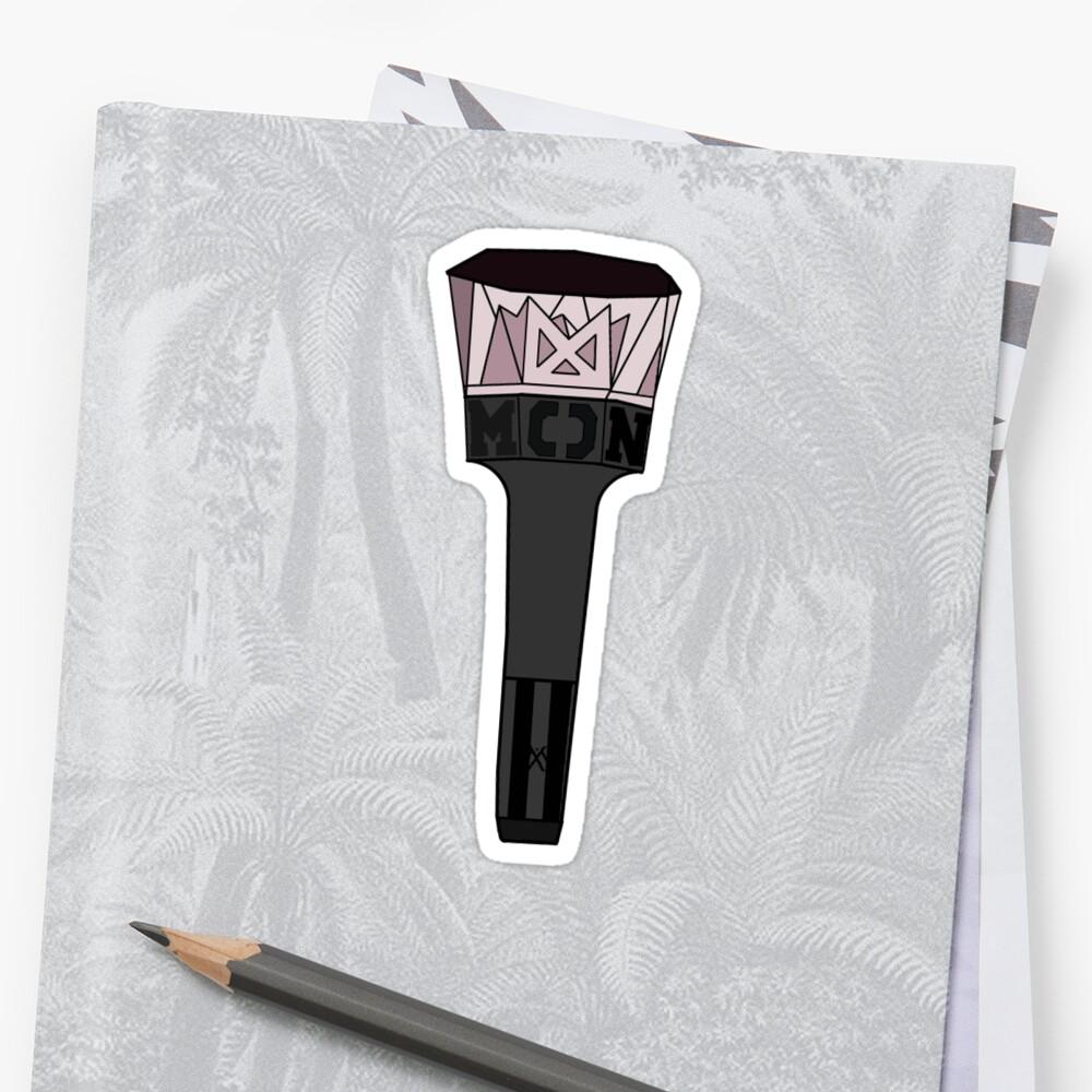 «MONSTA X Light Stick» de Krdzkarla