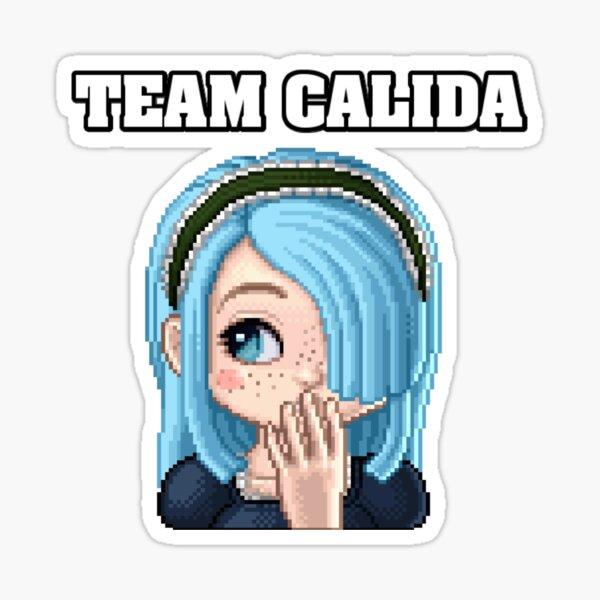 TEAM CALIDA Sticker