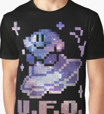 UFO Kirby Graphic T-Shirt