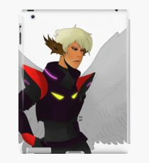 Winged Paladin: Voltron Original Character iPad Case/Skin