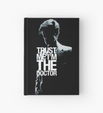 trust me im the doctor Hardcover Journal