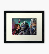 C'mon Shepard Framed Print