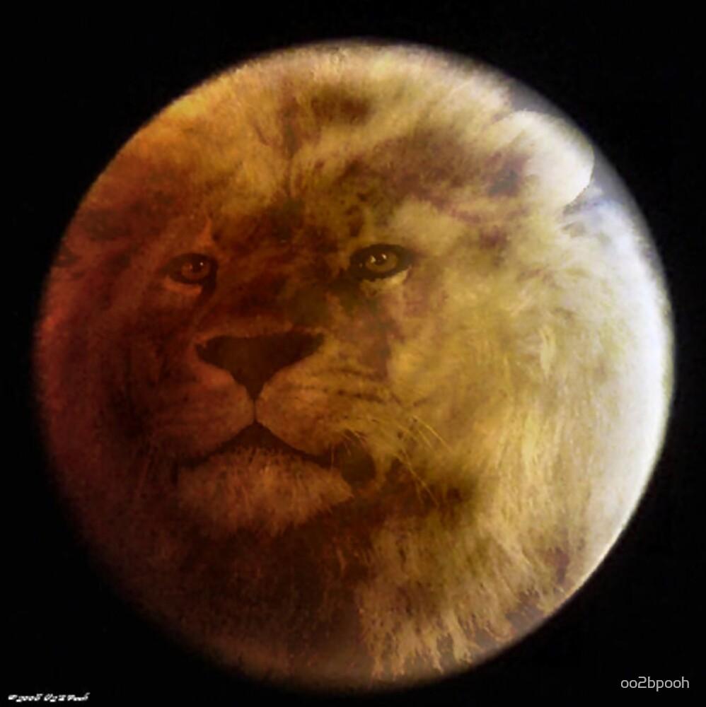 A Lunar Moon by oo2bpooh