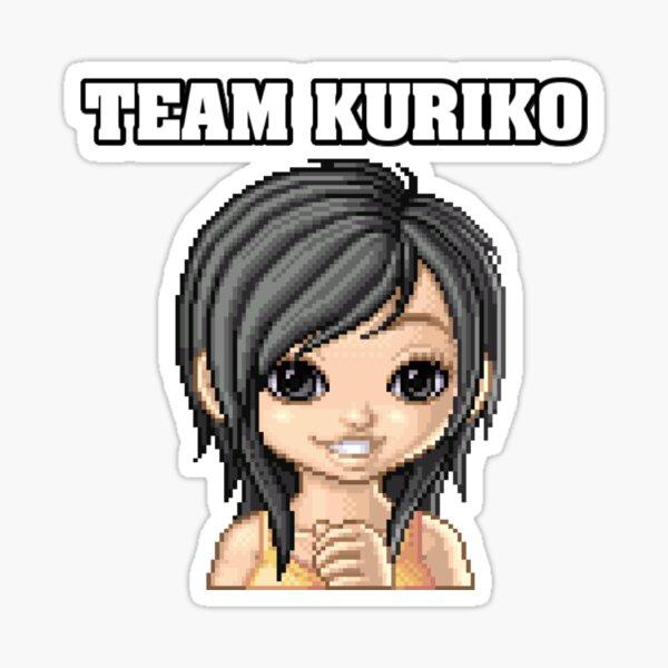 TEAM KURIKO Sticker