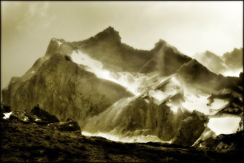 Torres del Paine  by Charles McKean