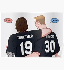 [Stucky] Together Since 1930 Poster