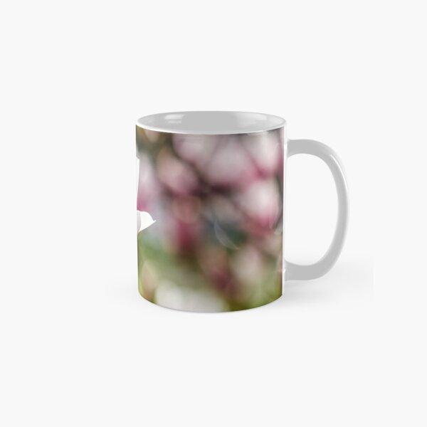 Magnolia flower blossom in springtime Classic Mug