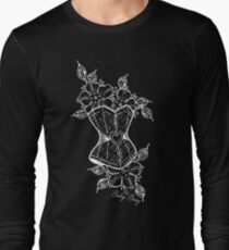 Corset  Long Sleeve T-Shirt