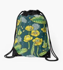 River of Mystery Drawstring Bag