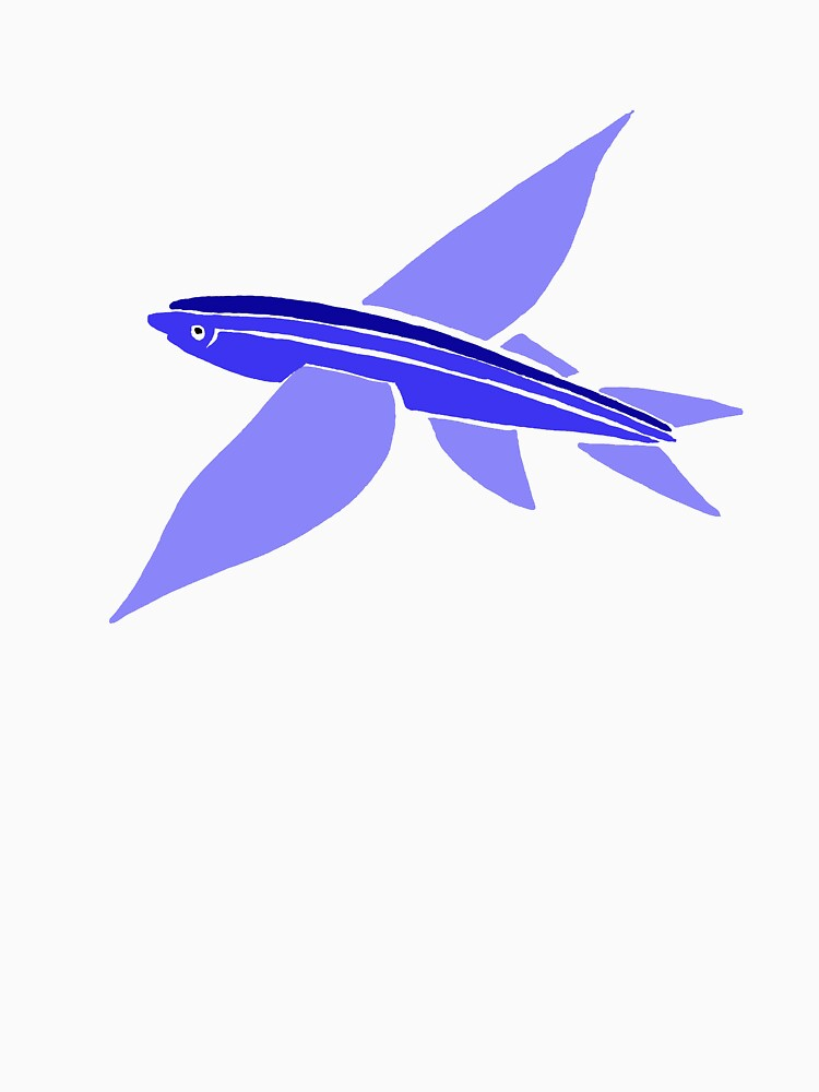 flying fish by benjy