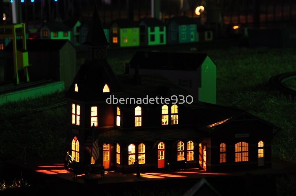 Train station on the Ellipse by dbernadette930