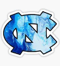 Unc Marble Sticker