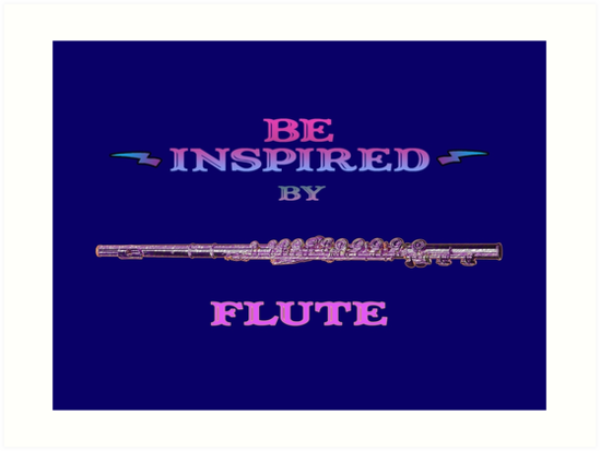 Be inspired by Flute by MissMusica