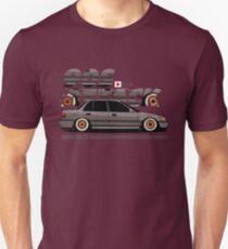 Honda Civic EF Sedan - 90s Attack Unisex T-Shirt