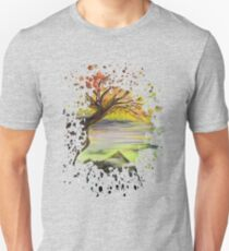 Over Looking Tree Unisex T-Shirt