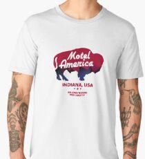 motel america Men's Premium T-Shirt
