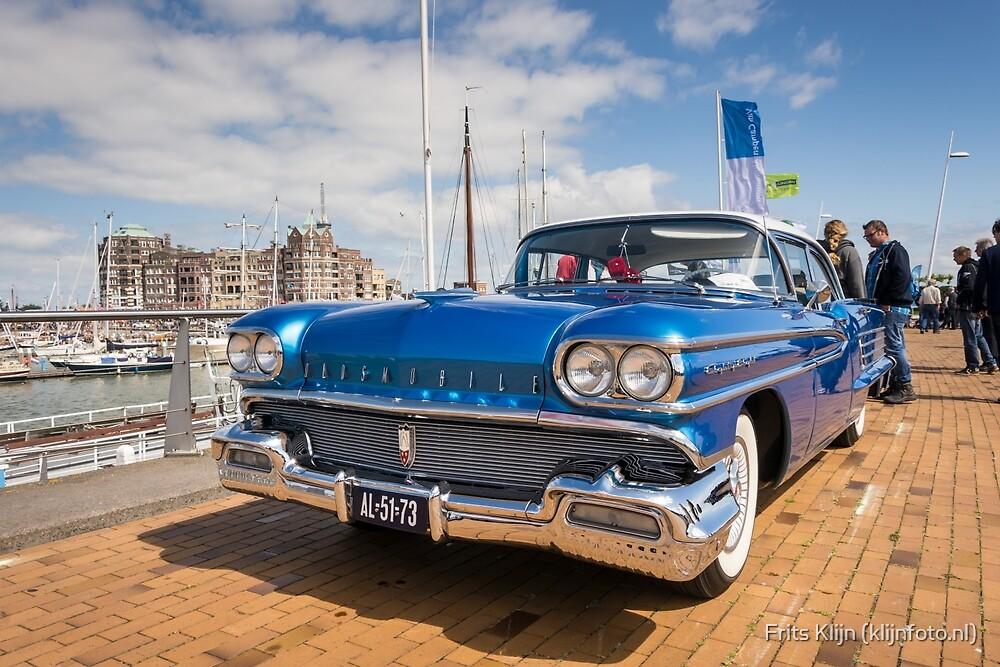 Oldsmobile 88 Holiday (1958) by Frits Klijn (klijnfoto.nl)