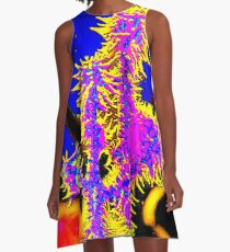 Ghost Pipefish A-Line Dress