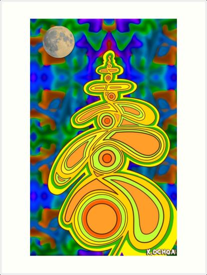 moon dance by kennethochoa