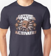 Caffeine Powers T-Shirt